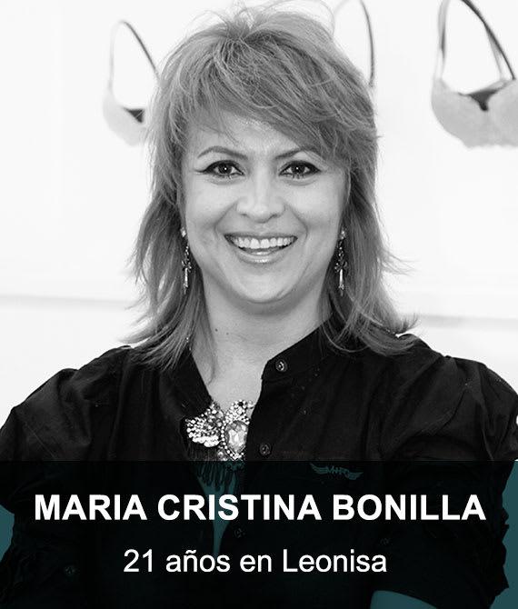 Maria Cristina Bonilla