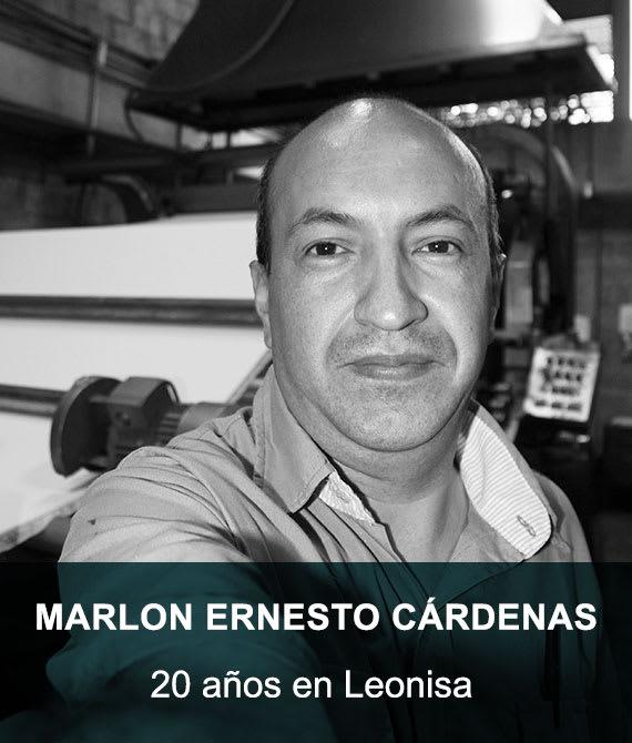 Marlon Ernesto Cárdenas