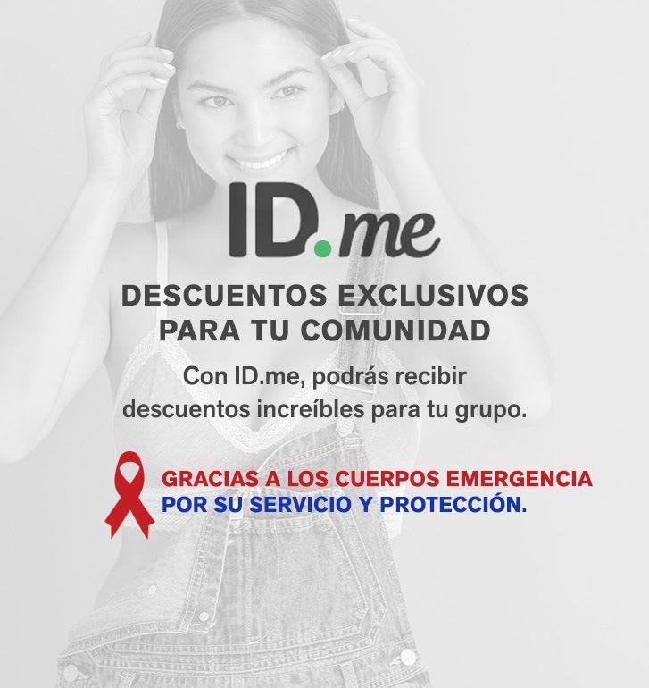 ID.me Descuentos exclusivos para tu comunidad