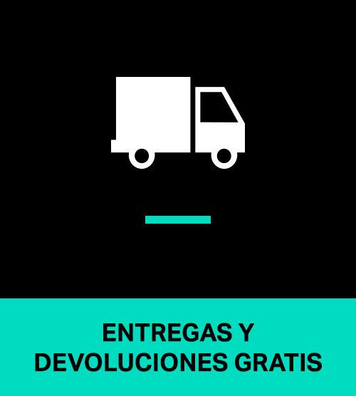 Entregas y devoluciones gratis