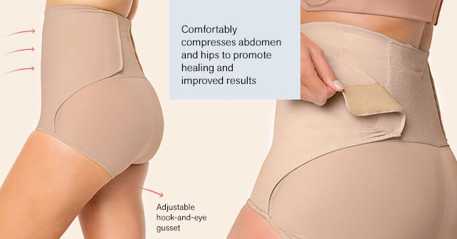 C-Section Panties and Girdles