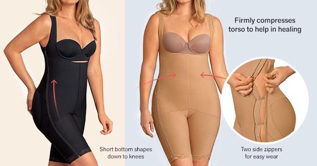Tummy Tuck Compression Garments
