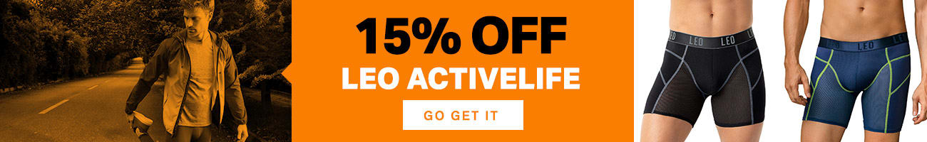 Leo ActiveLife Sale