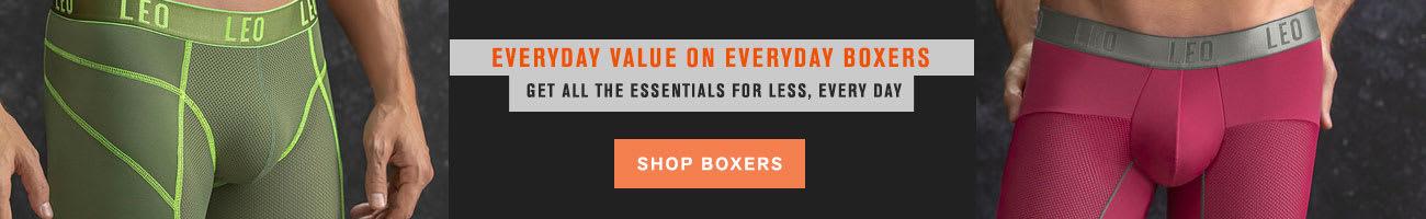 Everyday Low Price Boxers