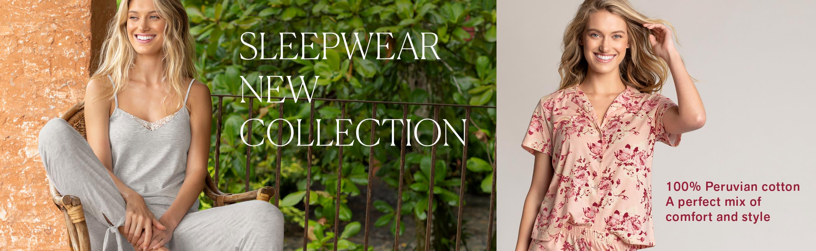 Sleepwear New Collection