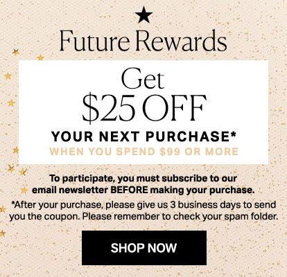 Future Rewards
