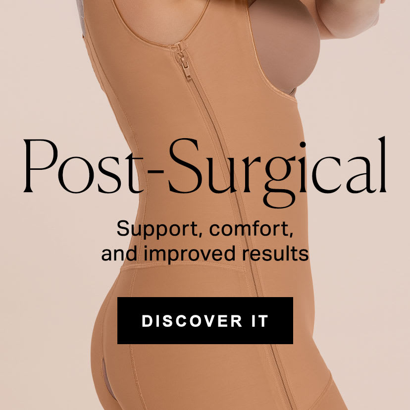Post-surgical garments