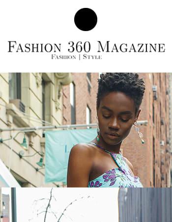 Fashion 360 Mgazine