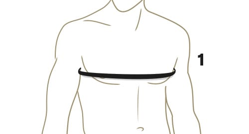 Men's Shapewear Size Finder