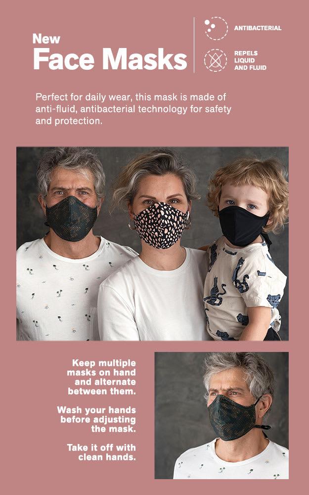 Breathable, airtight face mask
