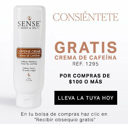 Gratis Crema de Cafeína