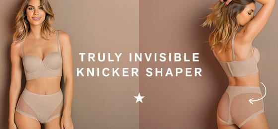 Truly Invisible Knicker Shaper