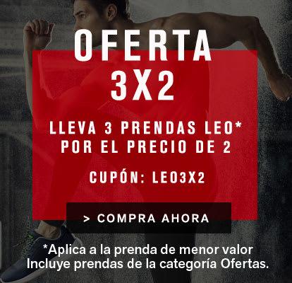 Oferta 3X2 LEO