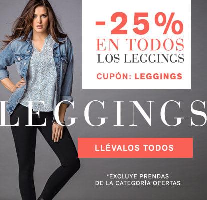 Leggings en oferta
