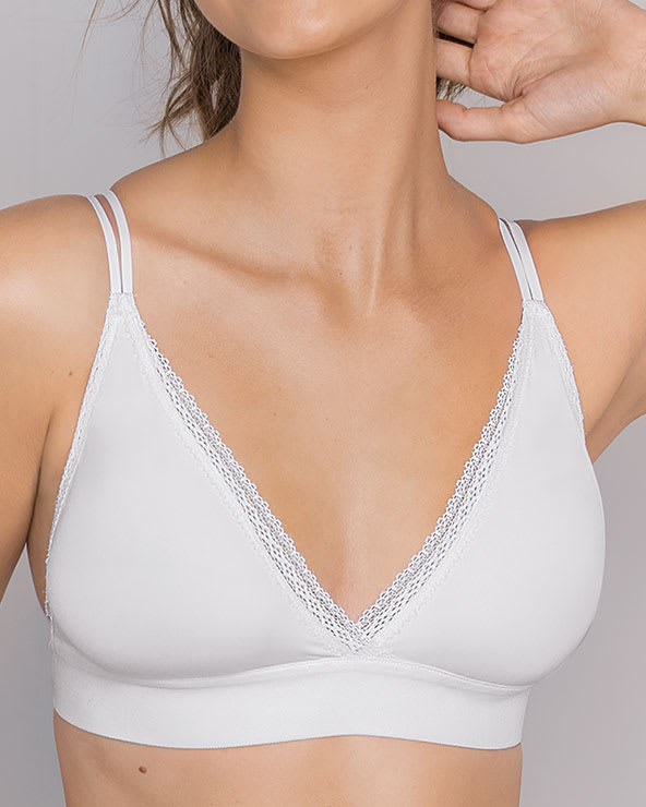 small bust bras