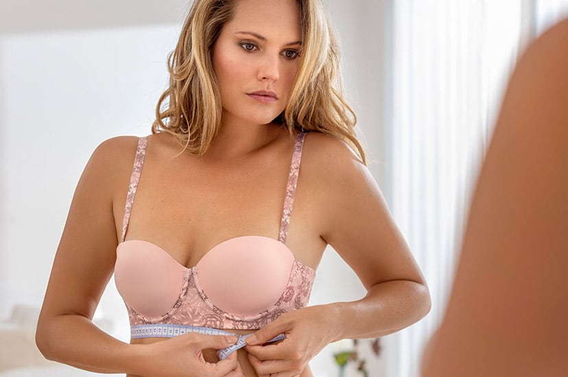Discover your real bra size!