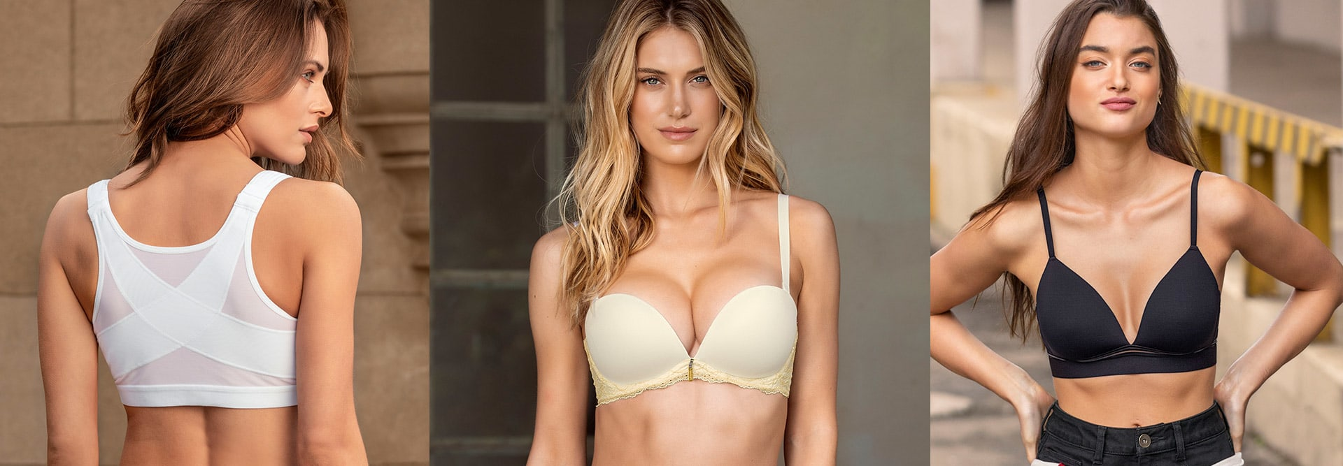 Types of bra: What are you looking for?