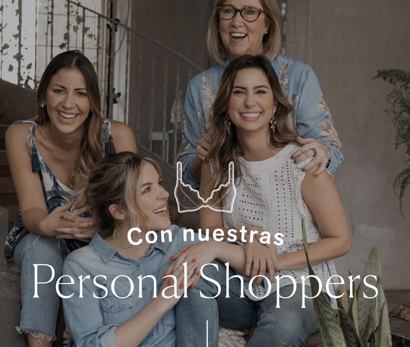Personal Shopper - Expertas en ropa interior que te ayudarán a encontrar la ropa interior ideal para ti- LEONISA