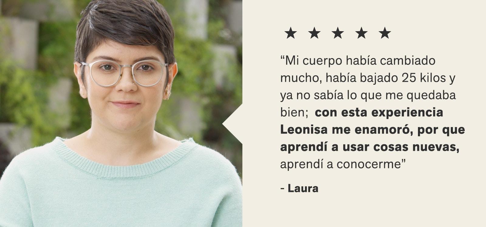 Testimonio de experiencia con uan Personal Shopper Leonisa