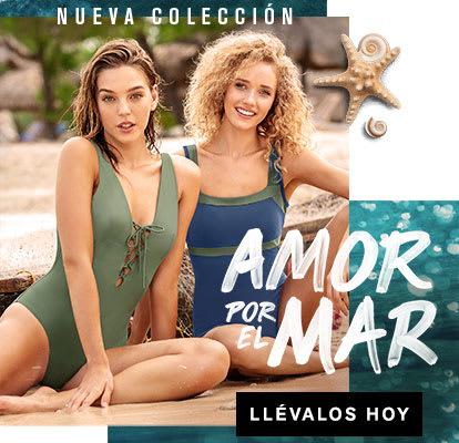 Nuevos swimwear Amor por el Mar