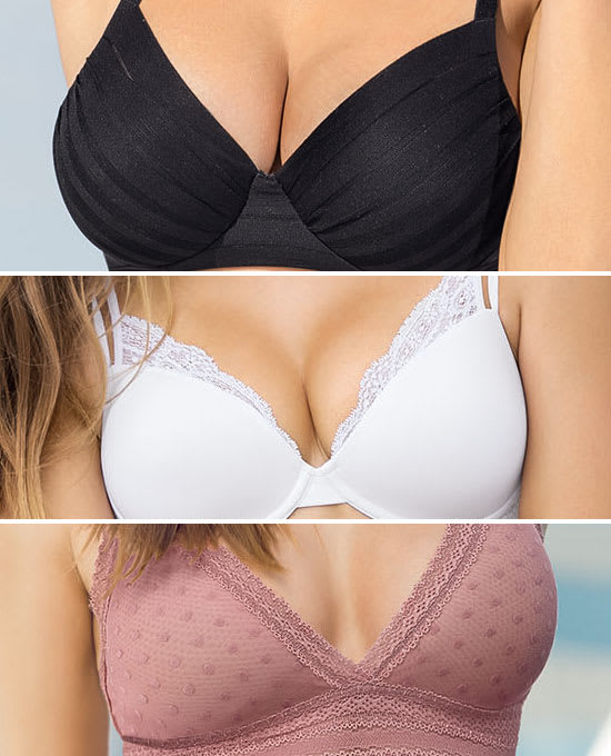 How to determine your bra size?