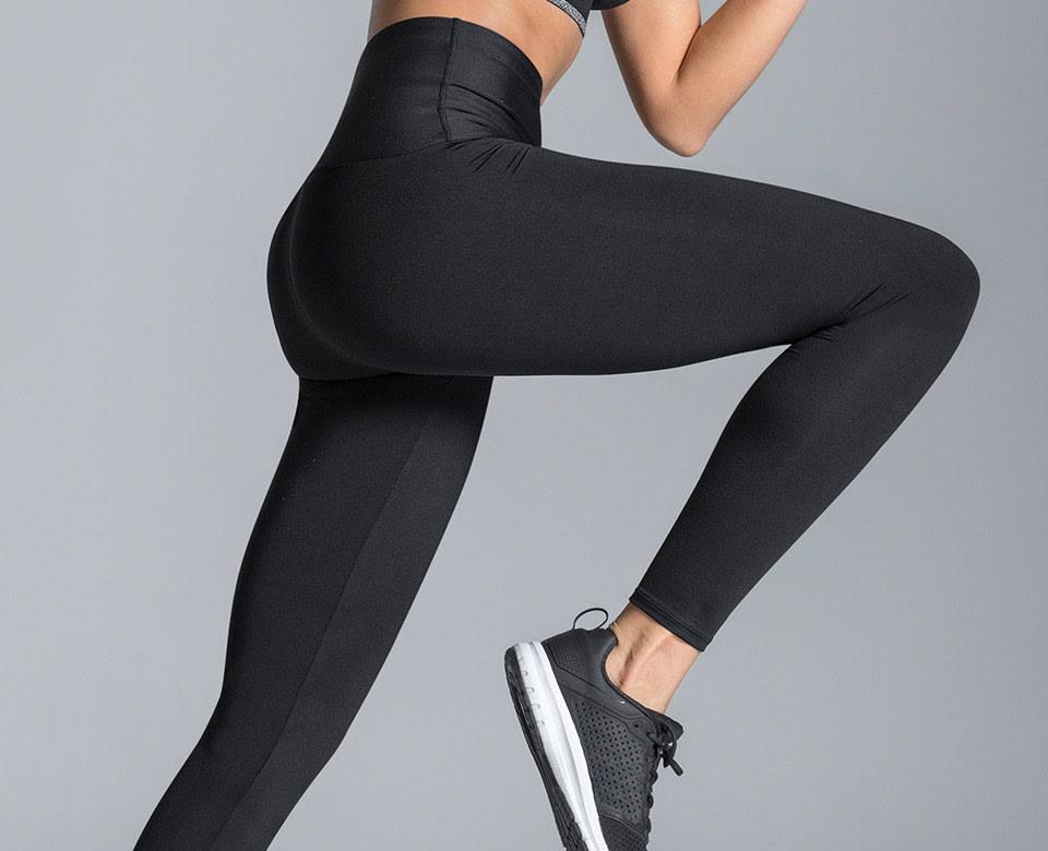 Leggings con control de abdomen y piernas