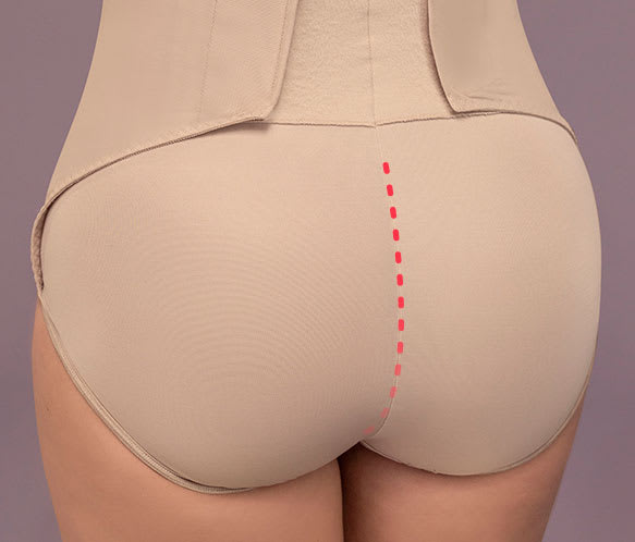 Firm Compression Postpartum Panty