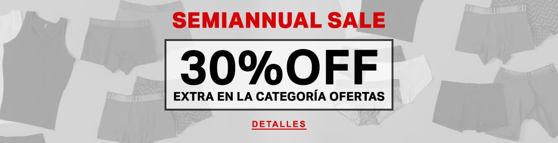 Semiannual Sale