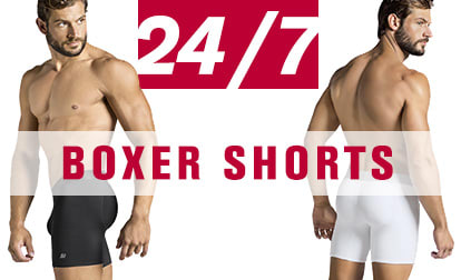 Superior fit boxer shorts