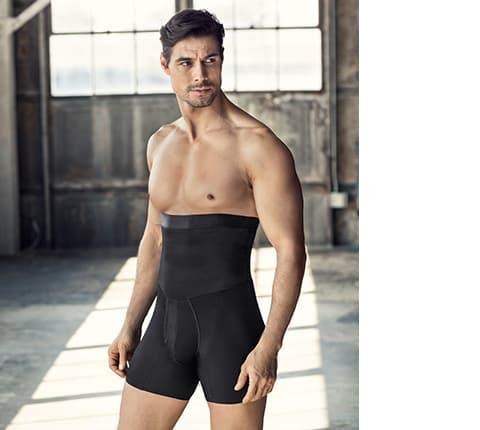 Leo bauchstraffende Boxer Shorts