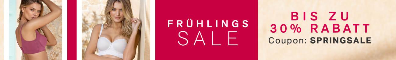 Frühlings-Sale