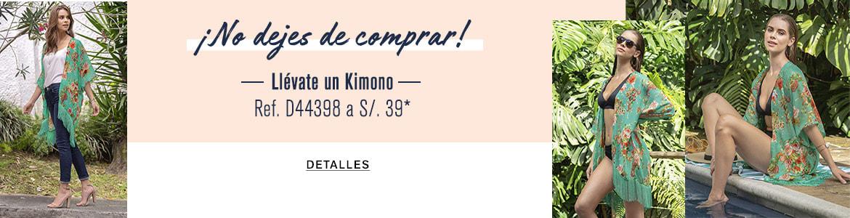 Oferta Kimono