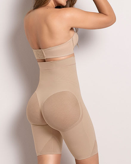 Invisible Extra High-Waisted Shaper Short