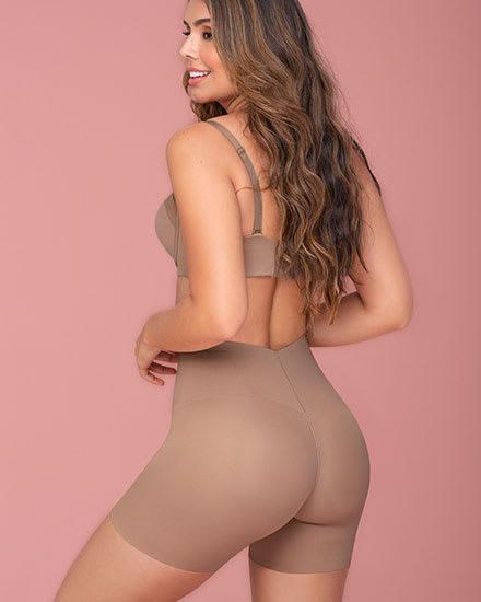 Instant Butt Lift Padded Shaper Short
