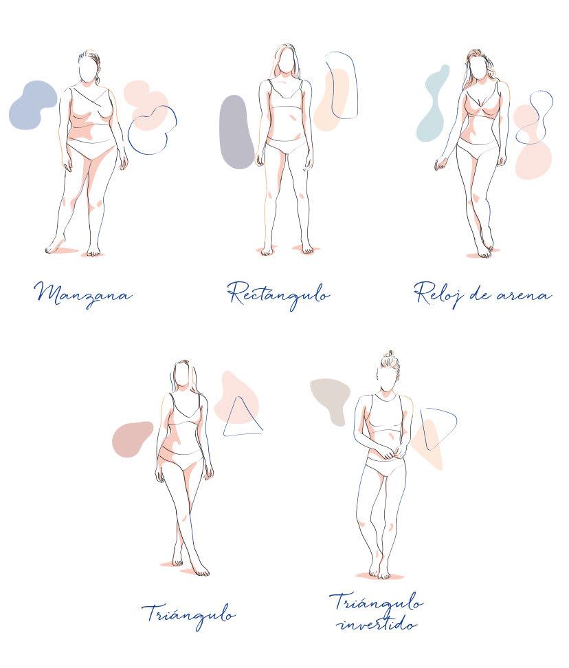 El vestido de baño para cada tipo de cuerpo