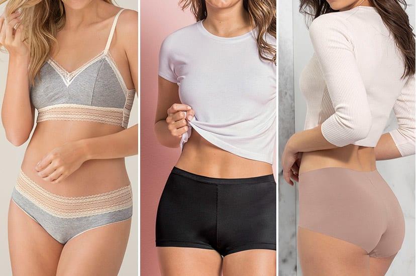 ropa interior durante el embarazo