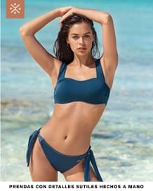 bikini con espalda acordonada para anudar-536- Blue-MainImage