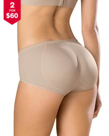magic benefit instant butt lift padded boyshort panty--MainImage