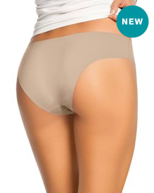 no-ride-up seamless bikini panty-802- Nude-MainImage