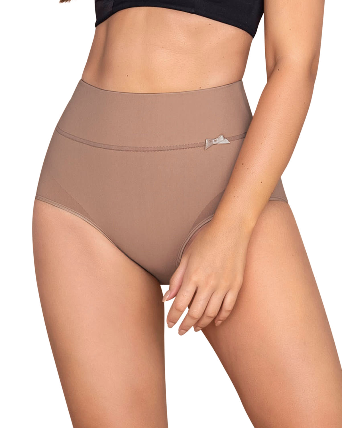 High-Waisted Classic Smoothing Brief