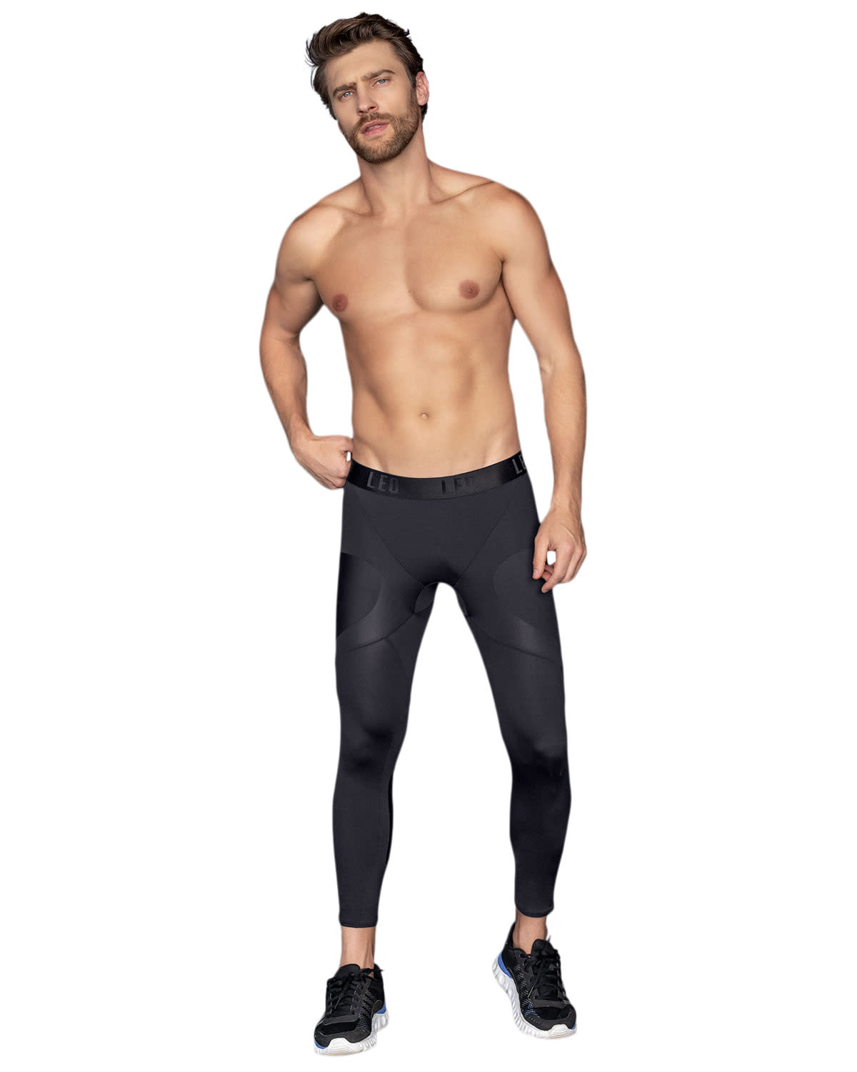 Men's ActiveLife Seamless Moderate Compression Legging