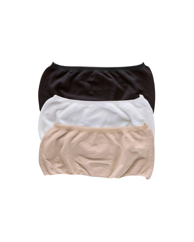 3-Pack Stretch Boyshort Panty