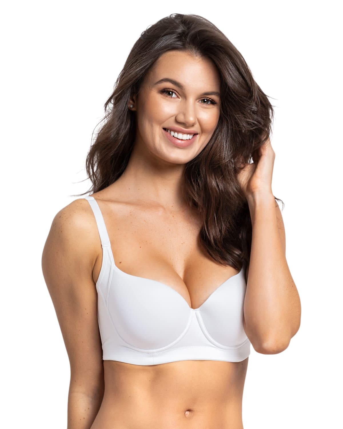 High Coverage Smoothing T-Shirt Bra