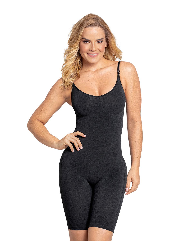 Full Coverage Seamless Smoothing Bodysuit