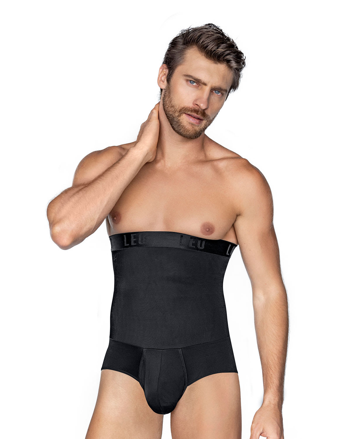 Men's Extra High-Waisted Moderate Shaping Brief