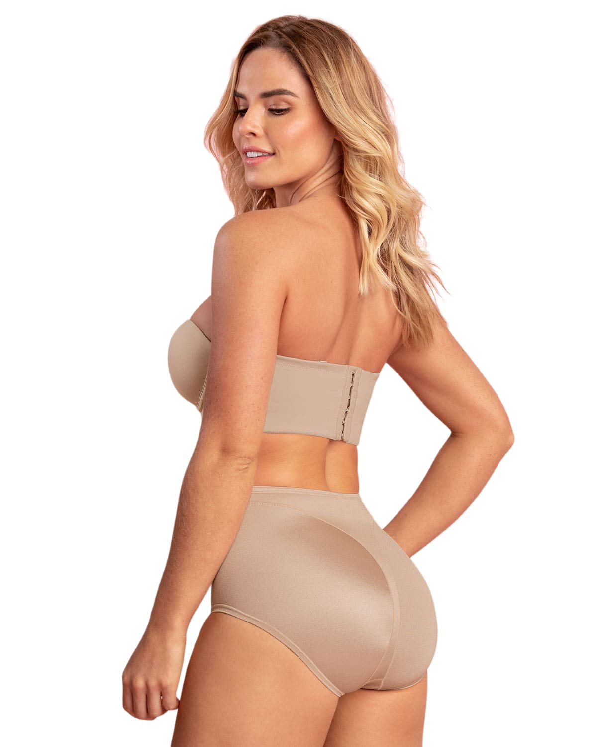 2-Pack High Cut Classic Panty Shapers