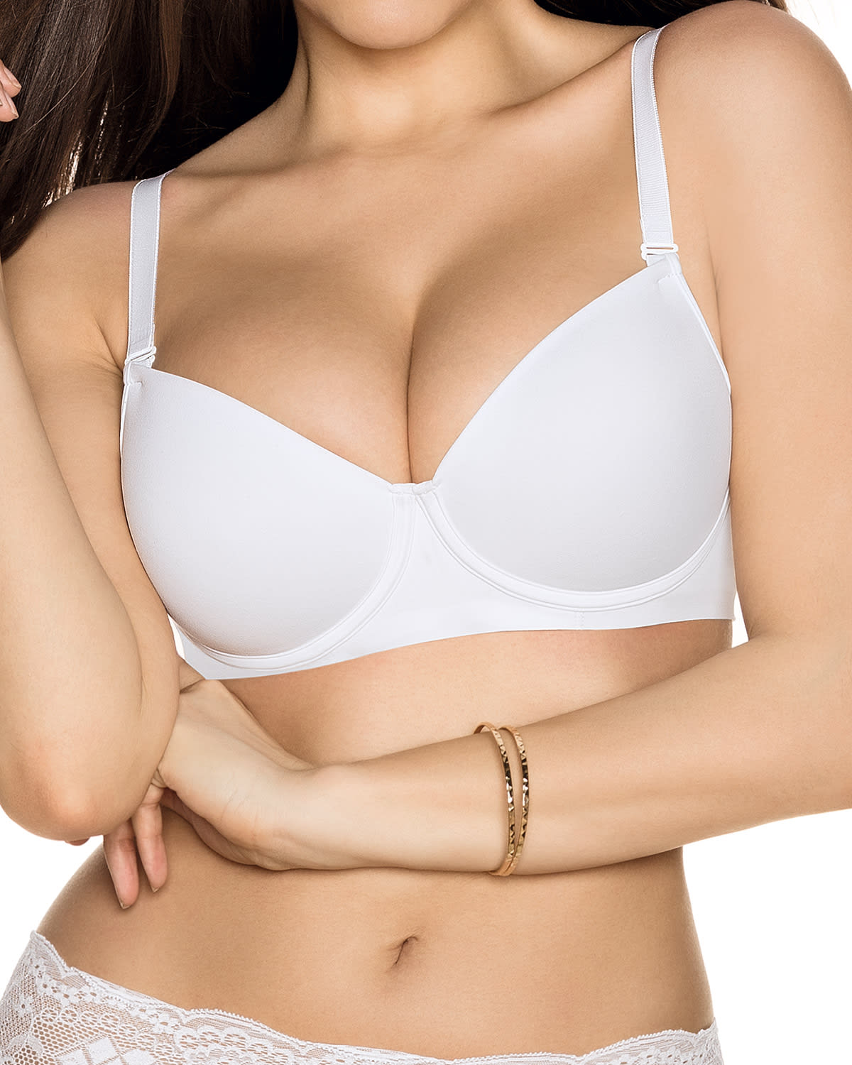 Light Support Perfect Fit Underwire Bra