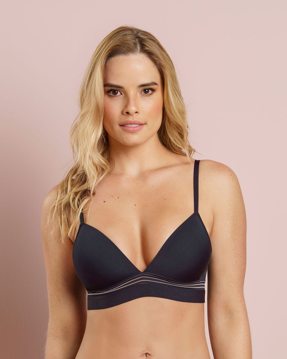 Plunge Wireless T-Shirt Bra