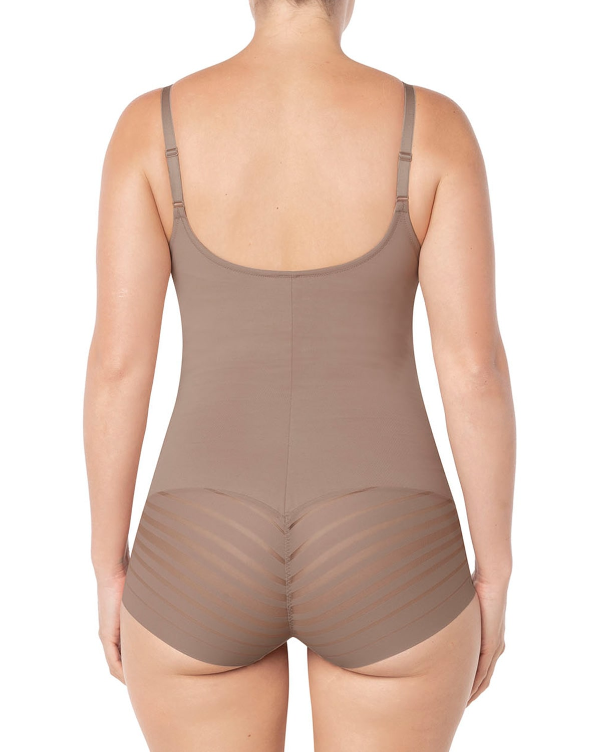 61d42f7892 Leonisa Undetectable Firm Control Bodysuit Shaper Free Shipping