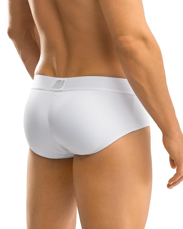 Leo Men's Instant Butt Lift Padded Brief